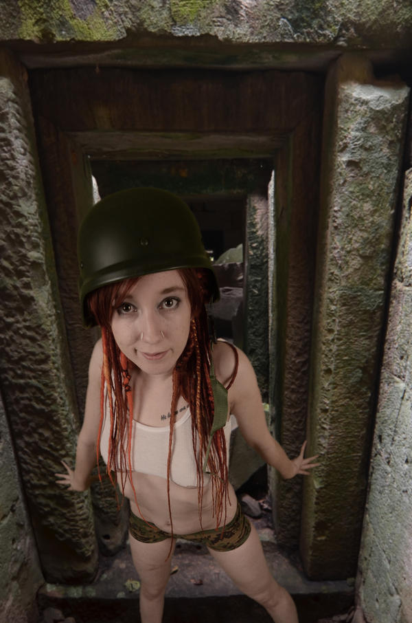Danailya Tomb Raider Reborn by hoshq
