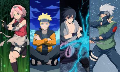 Naruto (Team 7)