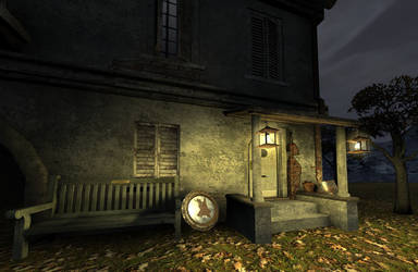 Abandined house