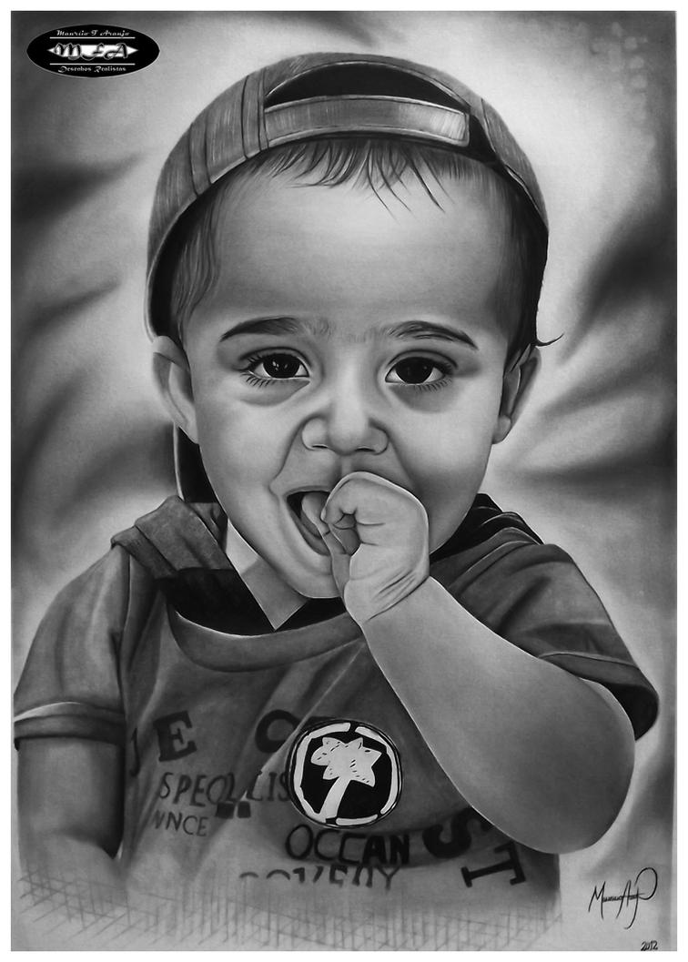 Desenhos Realistas - Drawing Realistic by mauriciofortunato