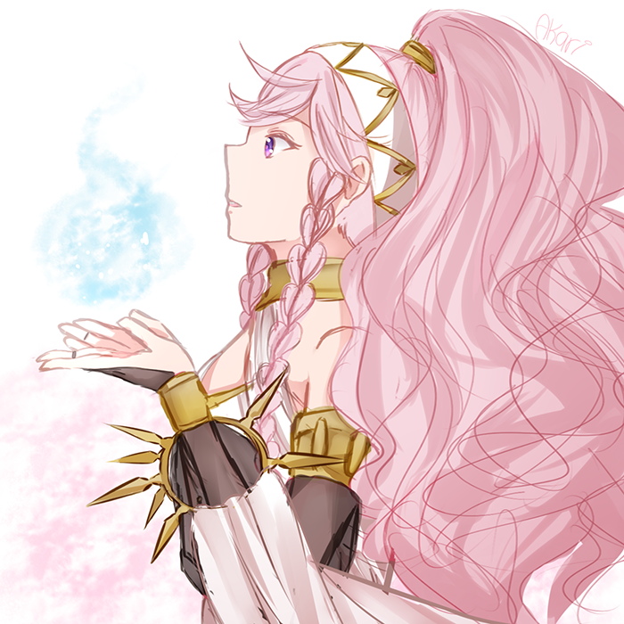 Fire emblem awakening olivia will your