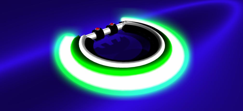 The Lightdisk by KindGenius