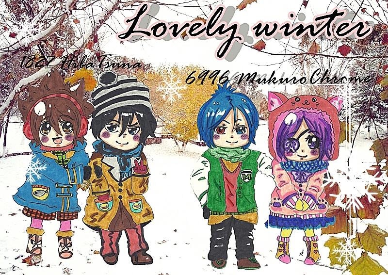 Lovely Winter by tsunaxgold