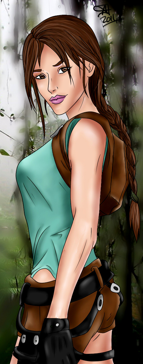 Lady Croft by Slayer-Sango