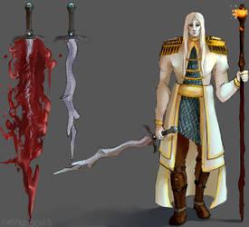 Bloodborne oc Commission