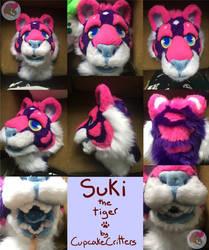 Suki fursuit