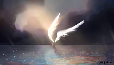 Angel of Rain (Version 2)