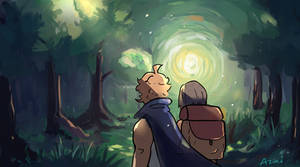 Dappled Forest Adventure