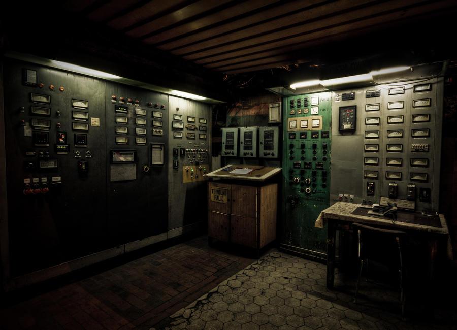 Spy Central by AbandonedZone