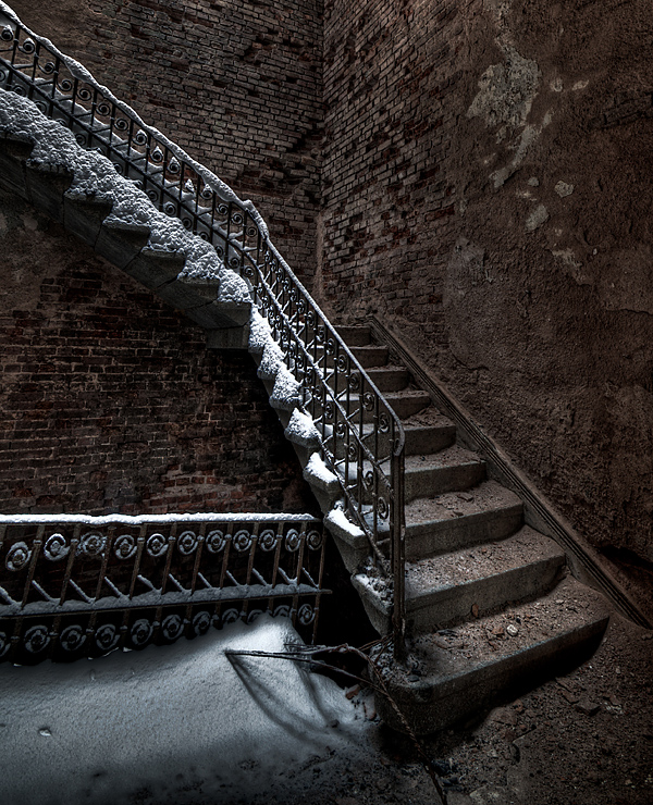 Stair of Destiny by AbandonedZone