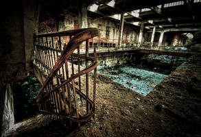 Residence with Swimming Pool by AbandonedZone