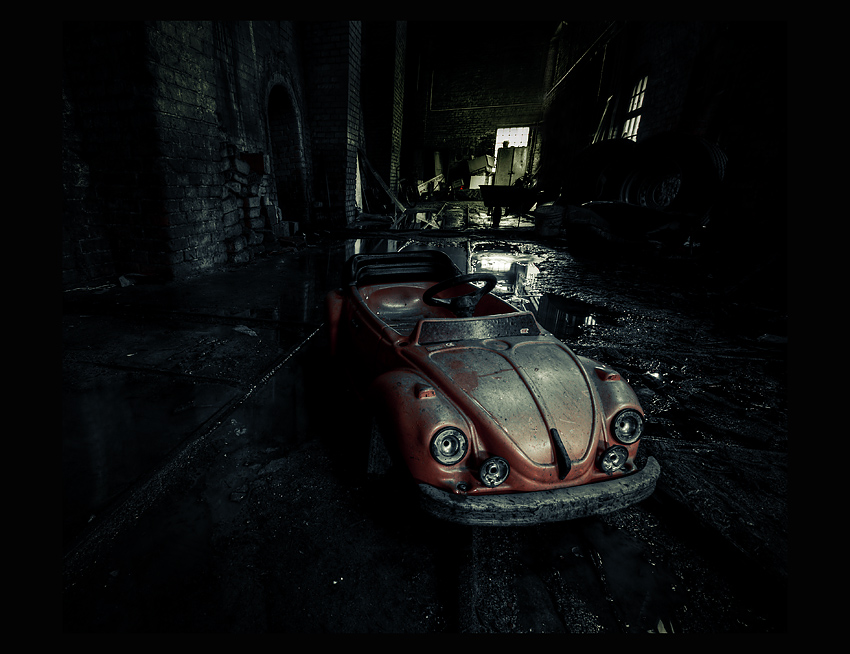 Car of the Year by AbandonedZone
