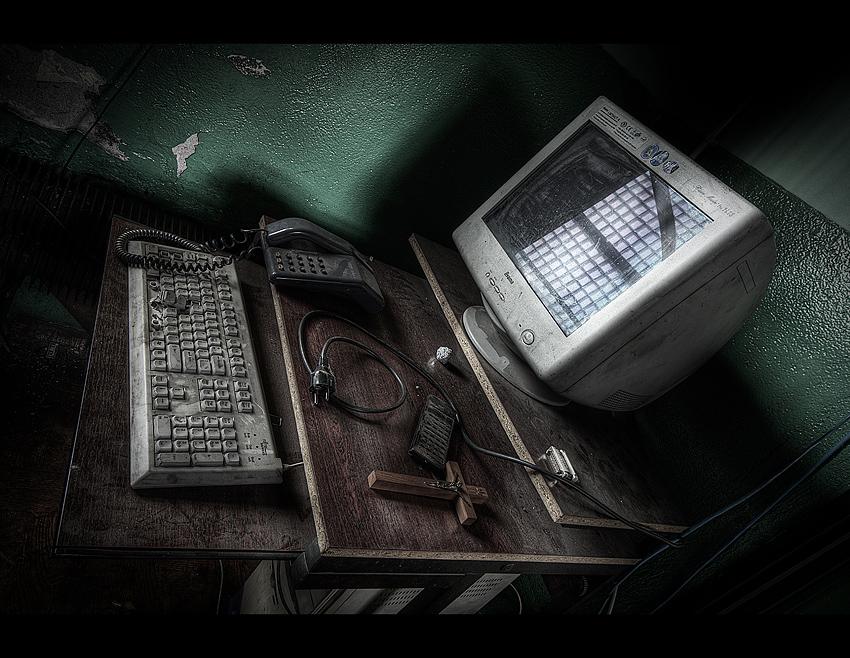 Exorcism by AbandonedZone