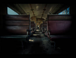 Train to nowhere by AbandonedZone