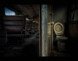 Train to nowhere II by AbandonedZone