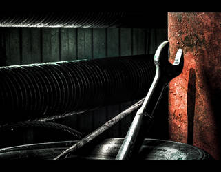 Wrench by AbandonedZone