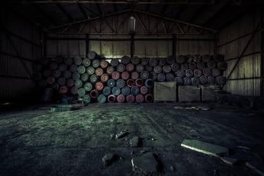 Powder Kegs by AbandonedZone