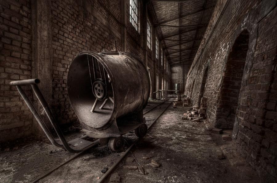 Derelict by AbandonedZone