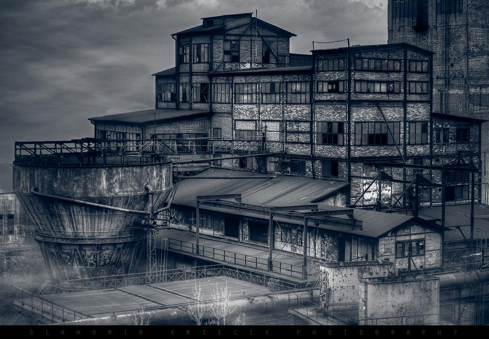 Industrial Fog by AbandonedZone