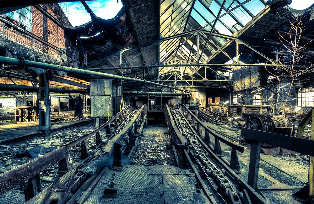 Station 290 by AbandonedZone
