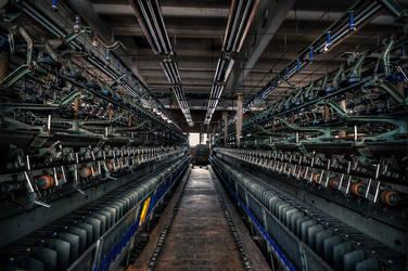 The Industrialist by AbandonedZone
