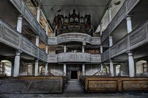 Deserted Sanctuary by AbandonedZone