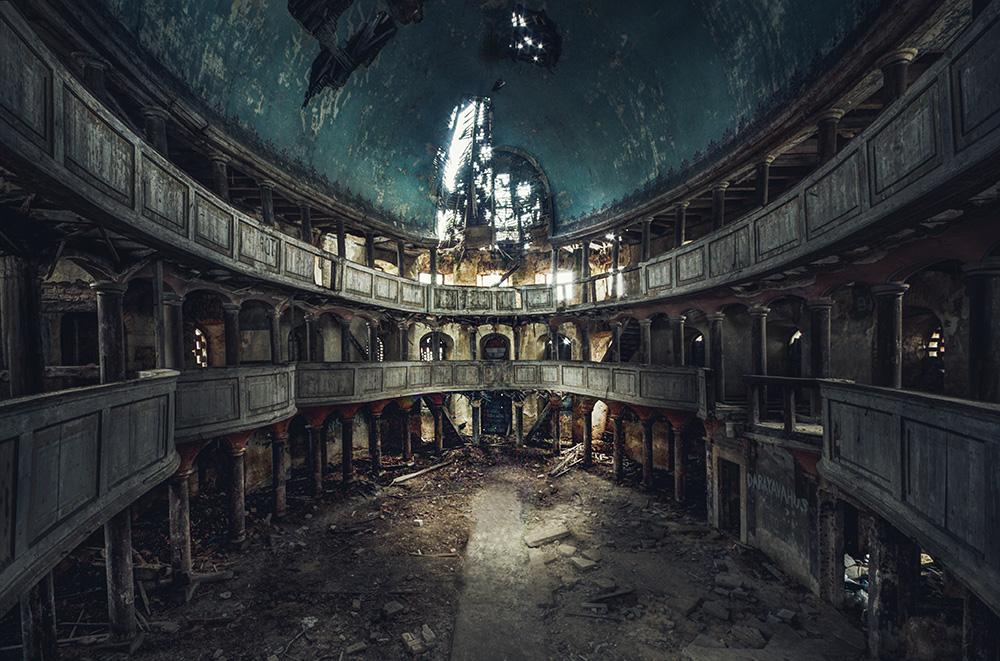 Deserted Sanctuary II by AbandonedZone