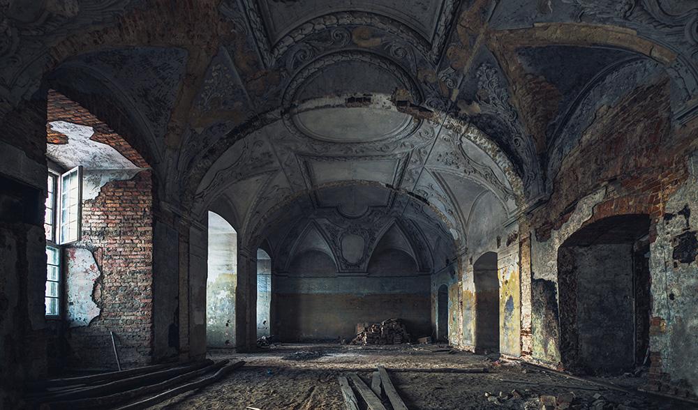 Lubiaz Monastery by AbandonedZone