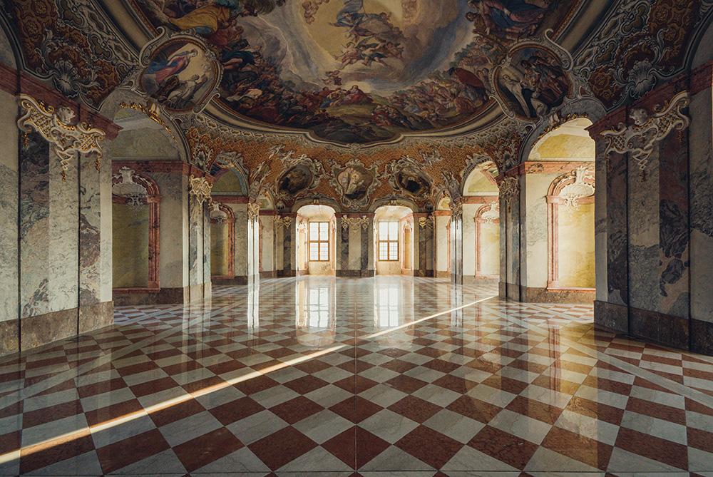 Lubiaz Monastery II by AbandonedZone