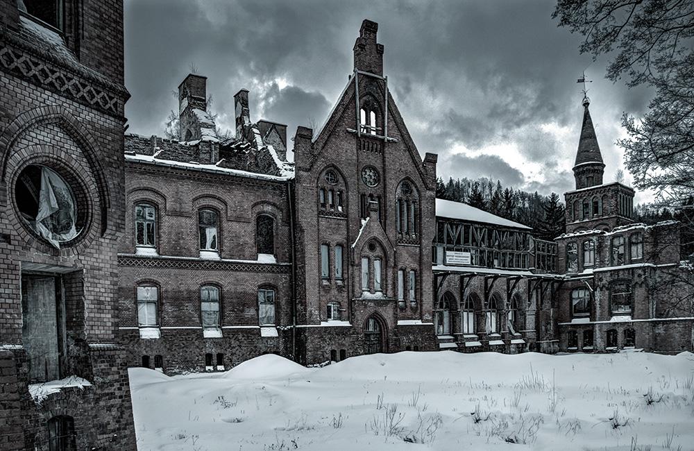 Dr.Brehmer Sanatorium by AbandonedZone