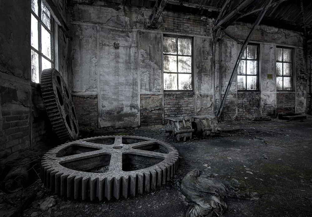 Wheels of Steel by AbandonedZone