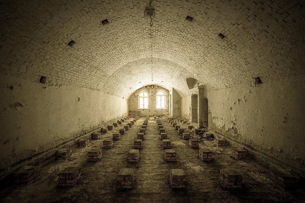Strange Room by AbandonedZone