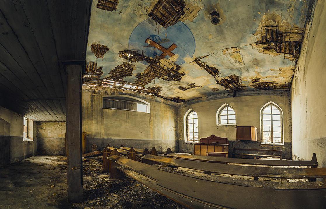 Deserted Sanctuary IV by AbandonedZone