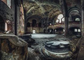 Deserted Sanctuary VII by AbandonedZone