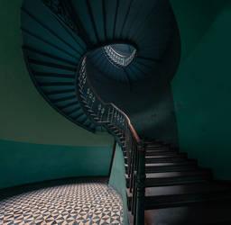 Spiral Five by AbandonedZone