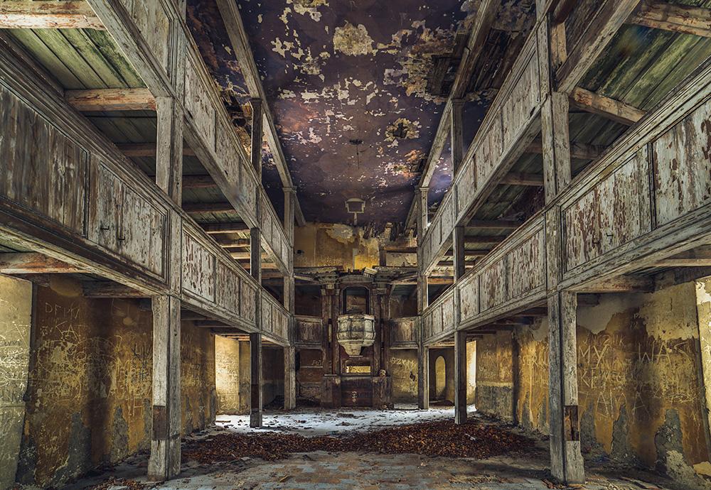 Deserted Sanctuary IX by AbandonedZone