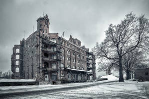 One day in Wroclaw by AbandonedZone