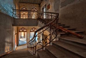 In Abandoned Palace by AbandonedZone