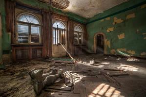 Last House of Princess by AbandonedZone