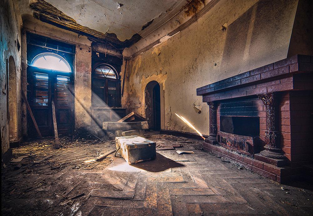 The Last House of Princess II by AbandonedZone