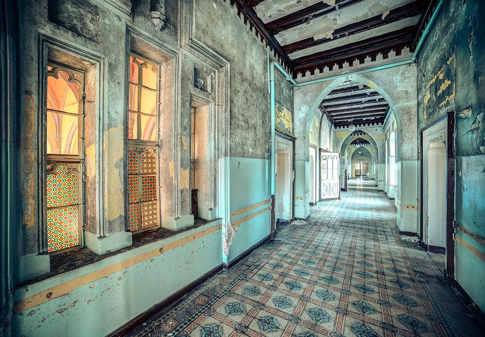 St.Dorothy Hospital by AbandonedZone