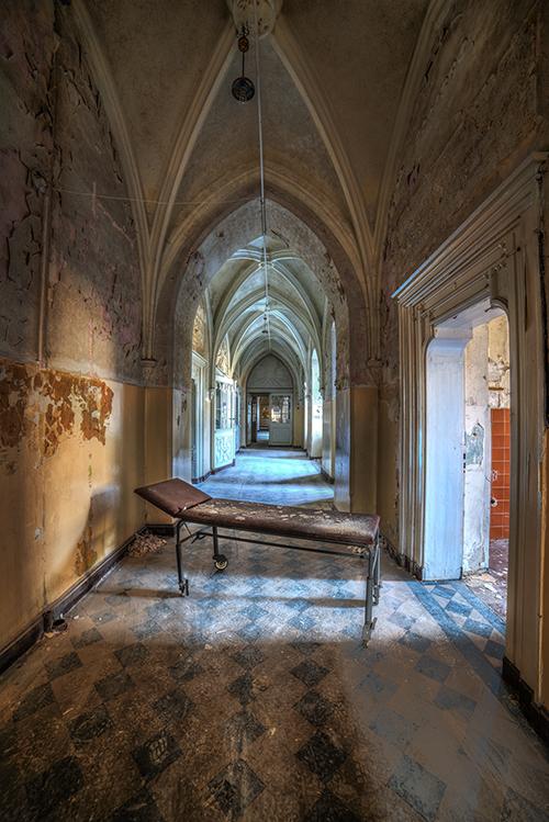 St. Dorothy Hospital II by AbandonedZone