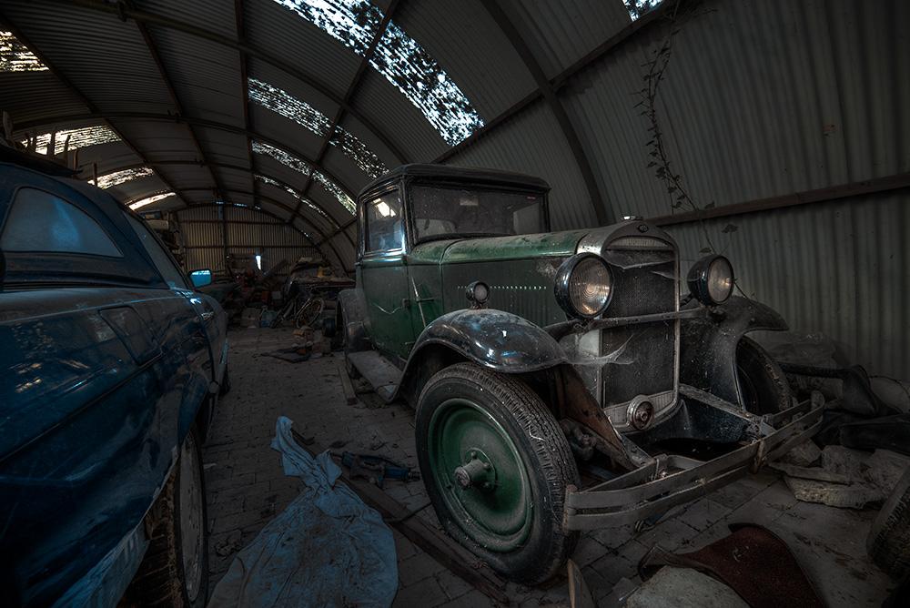 Opel das Auto by AbandonedZone