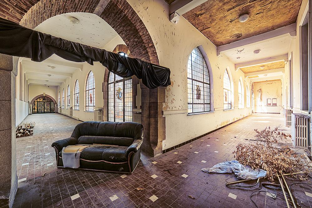 St Hilarus by AbandonedZone
