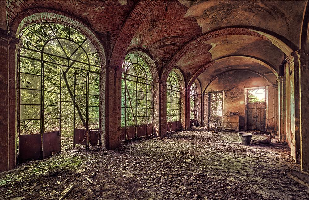 Fragility of Life by AbandonedZone