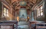Deserted Sanctuary XII by AbandonedZone