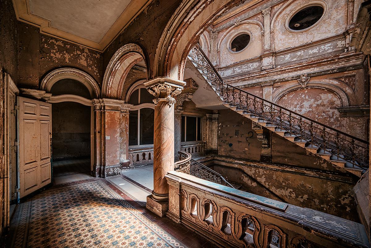 Dream Palace by AbandonedZone