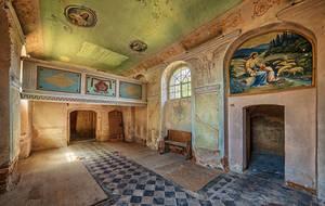Forgotten Church by AbandonedZone