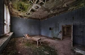 Horror Hospital by AbandonedZone