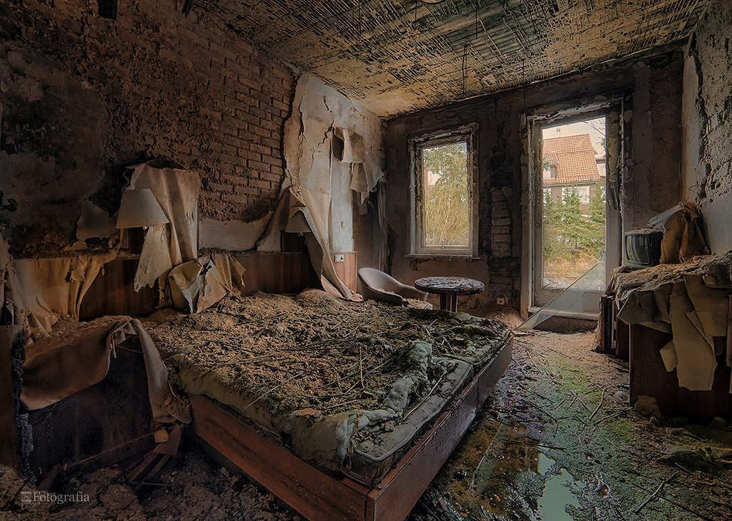Hotel Room Number 13 by AbandonedZone